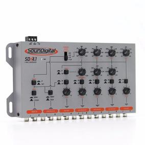 Crossover Soundigital Sdx 4.1 P Som Tipo Taramps Stetsom Stx