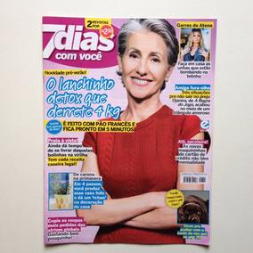 Revista 7 Dias Com Você Cassia Kiss Giovanna Antonelli