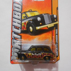 Fermar4020 *austin Fx London Taxi* E-14 5/2012 Matchbox