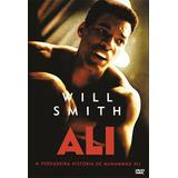 Dvd Ali Will Smith A Verdadeira Historia De Muhammad Ali