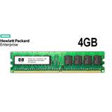 Memoria Servidor Hp Proliant 669322-b21 4gb 2rx8 Ddr3 1600mh