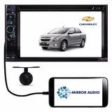 Central Multimídia Chevrolet Cobalt Ls Lt Ltz + Câmera Tv