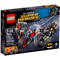 Lego Super Heroes - Batman Perseguição De Motocicleta 76053