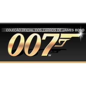 Coleçao Carros James Bond 007 Eaglemoss 1 43 Miniaturas