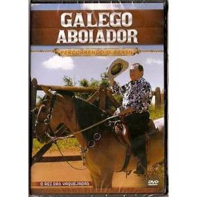 Dvd Galego Aboiador - Percorrendo O Brasil - Vaquejadas