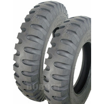 02 Pneus 6.50-16 Pirelli Mt06 Militar Jipe Rural F75 Willys
