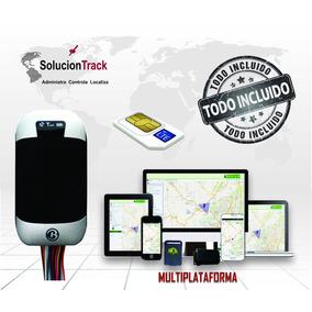 Rastreador Automovil Gps Tracker Localizador+chip+app Movil