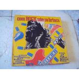 Lp Com Rock Não Se Brinca, 1986