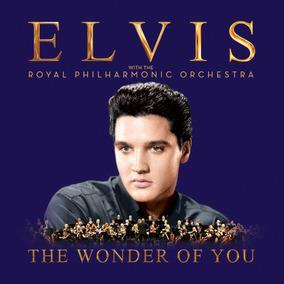 Presley Elvis Wonder Of You Importado Lp Vinil X 2 Novo