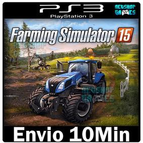 Farming Simulator 2015 15 [* Jogo Ps3 Psn Play3 Português *]