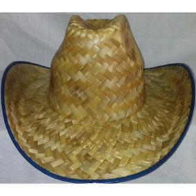50 Sombreros De Palma Estilo Vaquero Con Orillas De Colores 7a438f3e0f4