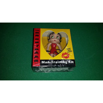 Betty Boop The Man Training Kit Miniatura Boneco Licenciado