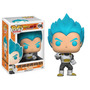 Vegeta Super Sayayin Dios. Dragon Ball Z Funko Pop. Original