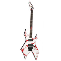 Guitarra B.c Rich Joey Jordison Warlock