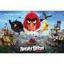 Painel Decorativo Festa Infantil Angry Birds O Filme (mod6)