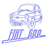 Fiat 600 R Cilindros De Rueda Del Y Trasero (4)