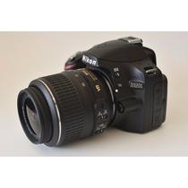 Câmera Nikon D3200 Lentes 18-55mm/55-200mm +bolsa +32gb