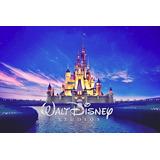 Painel Decorativo Festa Infantil Castelo Disney (mod3)