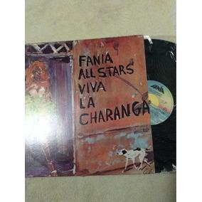 Lp Fania All Stars Viva La Charanga