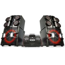 Mini System Lg X-boom Pro Cm9940 Com Mp3, Dual Usb, 2,800rms