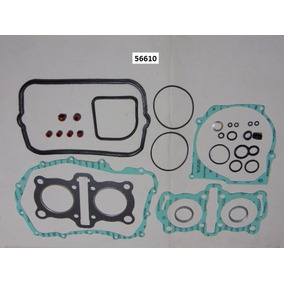 Juntas Motor Cb400 Paralelo Jogo Kit Emborrachado 56610