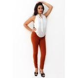 Calça Jeans Feminina Hot Cintura Alta Com Lycra Promoção