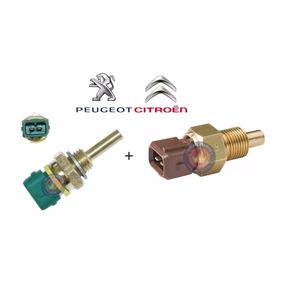Kit Sensores Verde Marrom Peugeot Citroen 206 306 Xsara