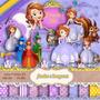Kit Imprimible Princesa Sofia Imagenes Y Papeles Clipart