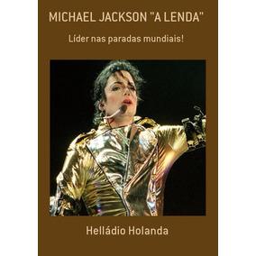 Livro Novo 2016 - Michael Jackson A Lenda