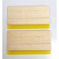 Rodo Serigrafia Silk Estamparia Poliuretano Amarelo 20 Cm