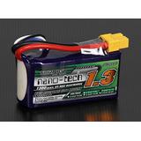 Bateria Lipo 1300mah 11.1v 3s Turnigy Nano-tech 45-90 45c