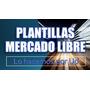 Plantillas Mercadolibre Editable