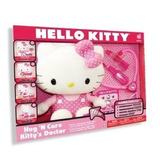 Peluche Muñeco Muñeca Interactivo Hello Kitty Doctora