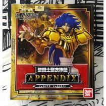 Appendix Géminis Jp Myth Cloth Caballeros Zodiaco Saga Kanon