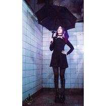 Vestido Zoe Skulls - Fuck Tags