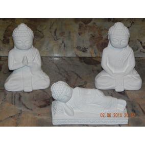 Budas Tailandes Cachetones 3 Modelos