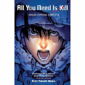 Mangá All You Need Is Kill - Completo