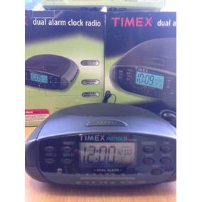 Radio Reloj Despertador Am Y Fm Timex