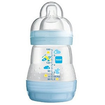 Mam Anti-colic Botella Boy 5 Onza Paquete Individual