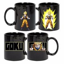 Dragon Ball Taza Térmica Super Saiyan Goku
