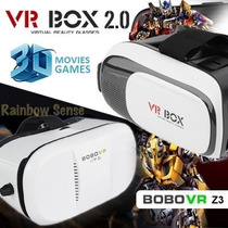 Vr Virtual Reality 3d Glasses Wi 2.0 Google Cardboard