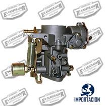 Carburador Vw Sedan Vocho 1600 Garantizado