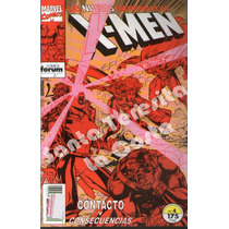 X Men - Lote X 7 Comic - Marvel