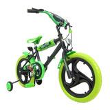 Bici Rodado 16 Cross Ben 10 !!! Envios A Todo El Pais