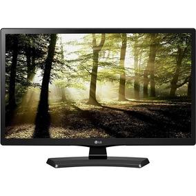 Tv Led 24 Lg 24mt48df-ps Hd Hdmi Com Conversor Digital Integ