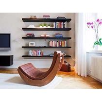 Prateleira Livros & Objetos Sala 100% Mdf 60x20 Decore