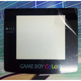 Mica Dura Plástica Para Pantalla Game Boy Color Gbc