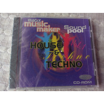 Magix Music Maker Sound Pool House And Techno Sonidos