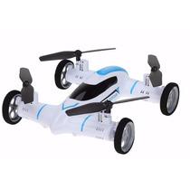 Drone 2 En 1 - Auto Y Helicóptero Syma X9. Envío Gratis! Msi