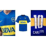 Camiseta Boca Juniors Carlos Tevez